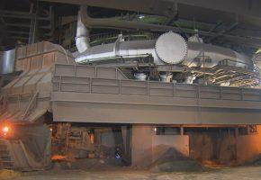 工厂大型机械实景结合三维模拟动画演示